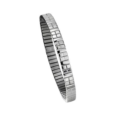 1166 Cube Armband i stål