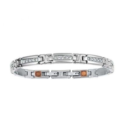 2156 Classix Armband med zirconer.