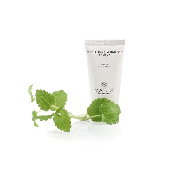 Hair & Body Shampoo Energy 30 ml