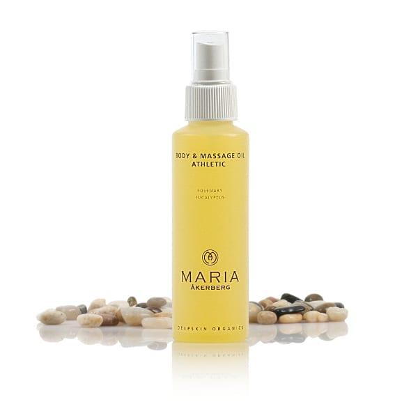 Body & Massage Oil Athletic 125 ml