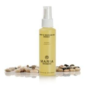 Body & Massage Oil Energy
